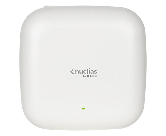 Immagine di D-LINK ACCESS POINT NUCLIAS WI-FI 6 AX1800 CLOUD-MANAGED, 1 ANNO LICENZA INCLUSA