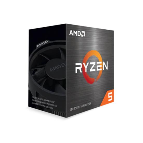 Immagine di AMD CPU RYZEN 5 5600X 4,60GHZ 6 CORE SKT AM4 CACHE 35MB 65W PIB