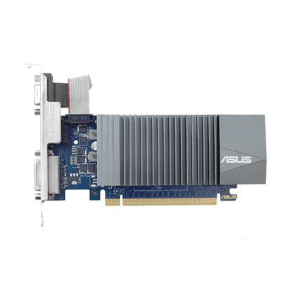 Immagine di ASUS VGA GT 710 1GB GDDR5, GT710-SL-1GD5-BRK, VGA/DVI/HDMI