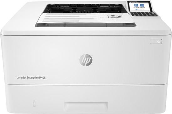 Immagine di HP STAMPANTE LASER M406DN A4 B/N 40PPM FRONTE/RETRO, USB/LAN