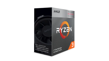 Immagine di AMD CPU RYZEN 3 3200G 4,0GHZ AM4 CACHE 6MB VEGA11 VGA