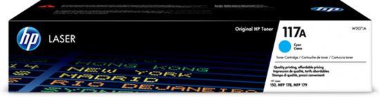Immagine di HP TONER CIANO 117A 700 PAG