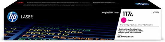 Immagine di HP TONER MAGENTA 117A 700 PAG
