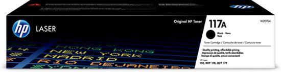 Immagine di HP TONER NERO 117A 1000 PAG