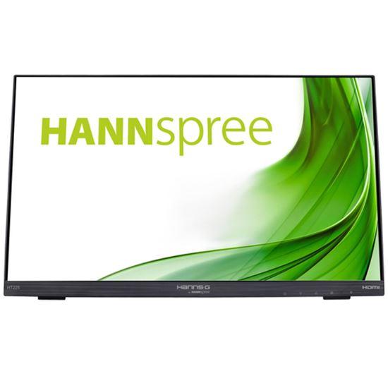 "Immagine di HANNSG MONITOR TOUCH 21,5"" LED IPS 16:9 FHD 7MS 300 CDM, VGA/DP/HDMI, MULTIMEDIALE"