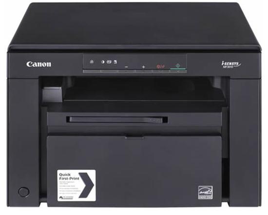 Immagine di CANON MULTIF. LASER MF3010 A4 B/N 18PPM USB 3IN1  BUNDLE KIT 3 TONER CRG725 INCLUSI