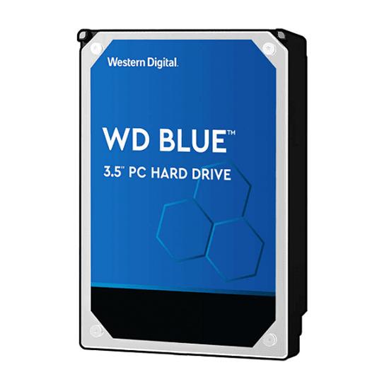 Immagine di WESTERN DIGITAL HDD BLUE 2TB 3,5 5400RPM SATA 6GB/S 64MB CACHE