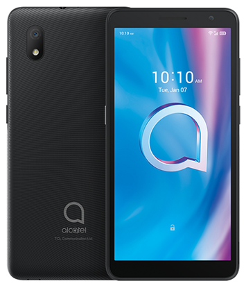 Immagine di ALCATEL SMARTPHONE 1B 5,5 4G DUAL SIM 2GB 32GB  PRIME BLACK