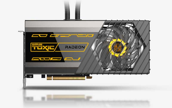Immagine di SAPPHIRE VGA TOXIC AMD RADEON RX 6900 XT GAMING OC 16GB GDDR6 EXTREME EDITION HDMI / TRIPLE DP