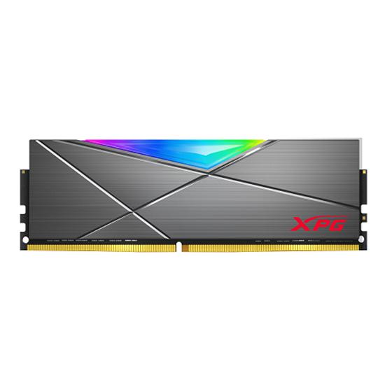 Immagine di ADATA RAM GAMING XPG SPECTRIX D50G 8GB(1x8GB) DDR4 3200MHZ RGB, CL16-20-20, TUNGSTEN GREY