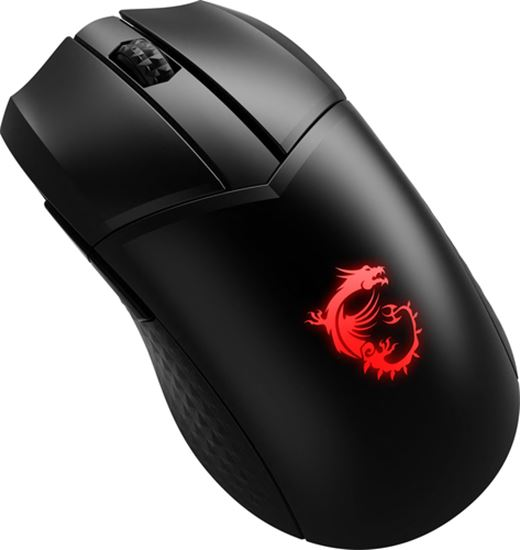 Immagine di MSI MOUSE GAMING CLUTCH GM41 LIGHTWEIGHT WIRELESS, 16000 DPI, SWITCH OMRON, SUPPORTO DRAGON CENTER