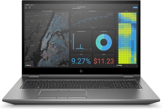 Immagine di HP NB ZBOOK FURY 17 G7 I7-10750 16GB 512GB SSD 17,3 T1000 MAX-Q WIN 10 PRO