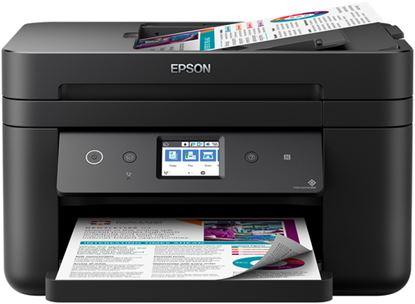 Immagine di EPSON MULTIF. INK WF-2860DWF A4 COLORI 33PPM FRONTE/RETRO USB/WIFI/ETHERNET - 4 IN 1