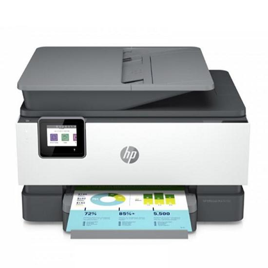 Immagine di HP MULTIF. INK OFFICE JET PRO 9025e COLORI A4 24PPM, USB/LAN/WIFI, 4IN1 -  COMPATIBILE HP+,  6 MESI INST. INK, SMART SEC, PRIVATE PICKUP