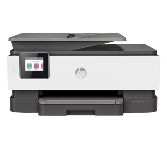 Immagine di HP MULTIF. INK OFFICE JET PRO 8025e COLORI A4 20PPM, USB/LAN/WIFI, 4IN1 - COMPATIBILE HP+,  6 MESI INST. INK, SMART SEC, PRIVATE PICKUP
