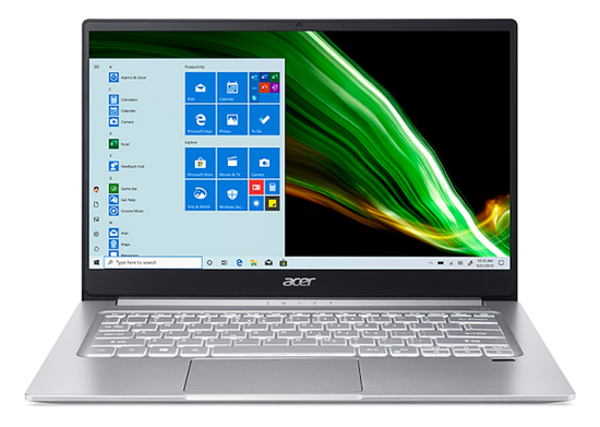 Immagine di ACER NB SF314-59-34G2 I3-1115G4 8GB 256GB SSD 14 WIN 10 HOME