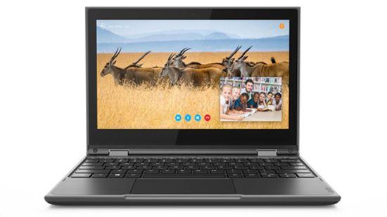 Immagine di LENOVO NB 300E N4120 4GB 128GB SSD 11,6 WIN 10 PRO