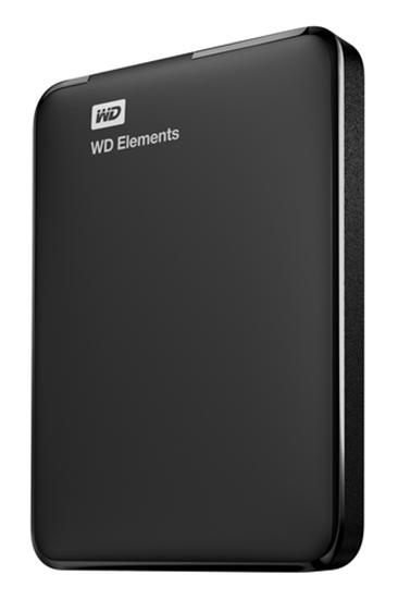 Immagine di WESTERN DIGITAL HDD ELEMENTS PORTABLE 4TB USB3.0 2,5