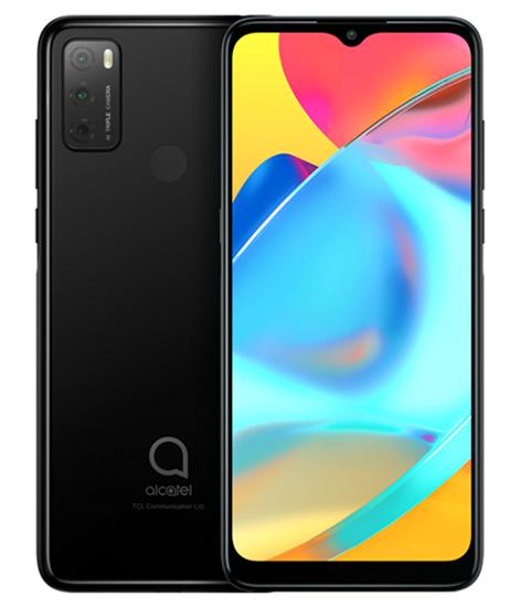 "Immagine di ALCATEL SMARTPHONE 3L 2021 DUAL SIM 6,52"" ANDROID 11 4GB 64GB JEWELRY BLACK"