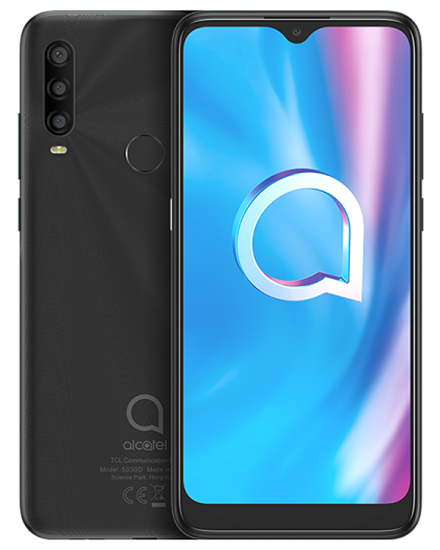 """Immagine di ALCATEL SMARTPHONE 1SE DUAL SIM 6,22""""ANDRODI 10 6GB 64GB POWER GREY"""