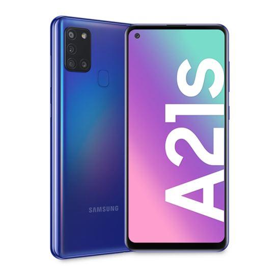 Immagine di SAMSUNG GALAXY A21S 32GB BLUE