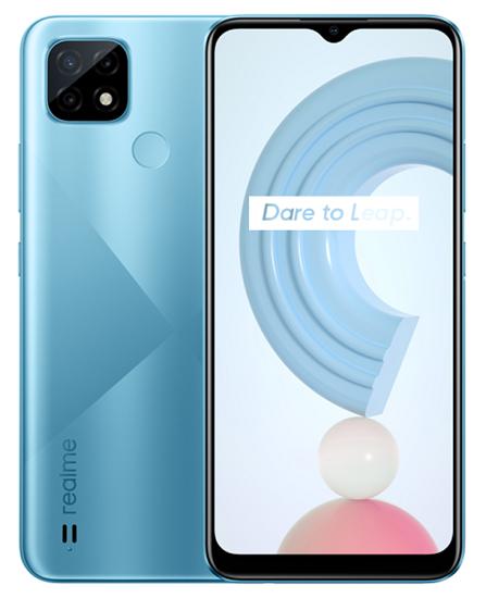Immagine di REALME C21 32GB 3GB RAM DUAL SIM BLUE