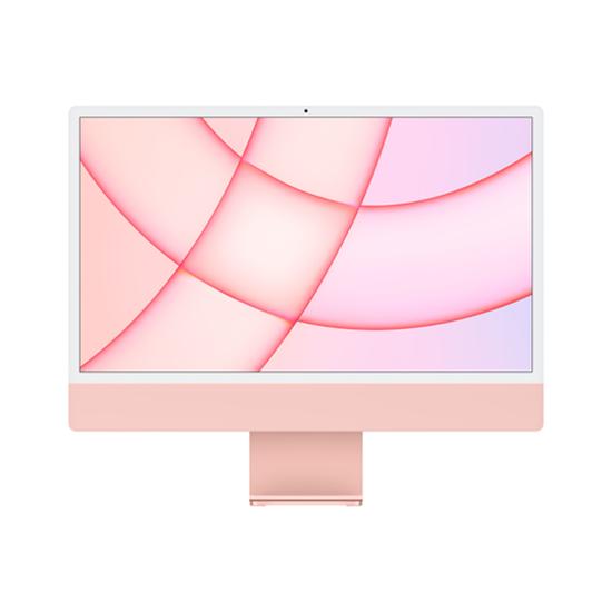"""Immagine di APPLE PC IMAC 24"""" PINK WITH RETINA 4,5K, APPLE M1 CHIP WITH 8 CORE CPU + 8 CORE GPU, 8GB 256GB"""