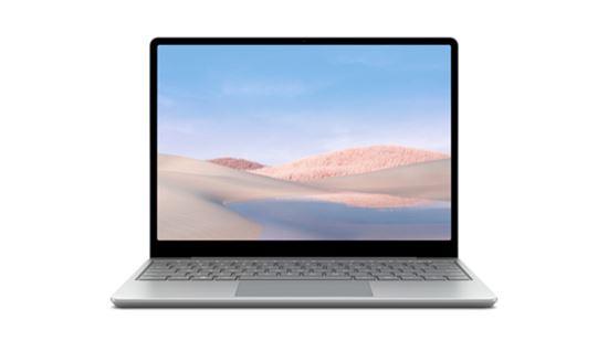 "Immagine di MICROSOFT NB SURFACE LAPTOP GO I5-1035G1 8GB 256GB SSD 12,45"" TOUCH PLATINUM WI-FI WIN 10 HOME S"