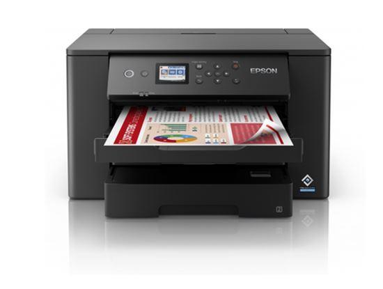 Immagine di EPSON STAMP. INK WF-7310DTW A3 COLORI 32PPM 4800X2400DPI FRONTE/RETRO USB/LAN/WIFI- 4 IN 1