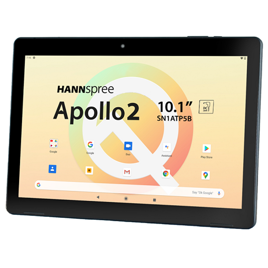 Immagine di HANNSPREE TABLET APOLLO 10.1 3GB+32GB ANDROID 10