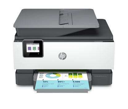 Immagine di HP MULTIF. INK OFFICE JET PRO 9010e COLORI A4 22PM, USB/LAN/WIFI, 4IN1 - COMPATIBILE HP+,  6 MESI INST. INK, SMART SEC, PRIVATE PICKUP