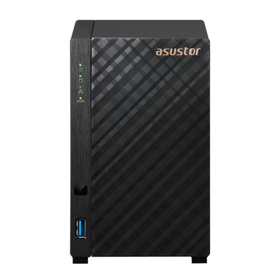"Immagine di ASUSTOR NAS 2 BAY 2xSATA3 3,5"" HDD, REALTECK RTD 1296 4CORE 1.4GHz, 1GB DDR4, 1x2.5GLAN, 2xUSB3.2 A"