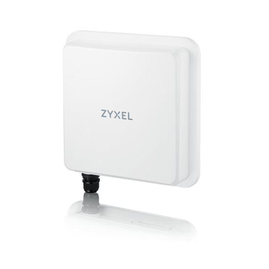 Immagine di ZYXEL ROUTER WIRELESS 5G/LTE NR7101 SLOT SIM CARD, 1XLAN GIGABIT, ANTENNE INTEGRATE, POE 16W