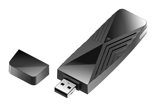 Immagine di D-LINK ADATTATORE USB WIRELESS AX1800 WI-FI 6