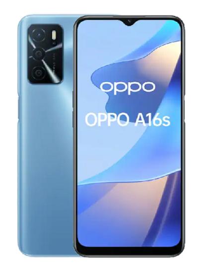 Immagine di OPPO A16S 64GB 4GB RAM DUAL SIM DYNAMIC BLUE