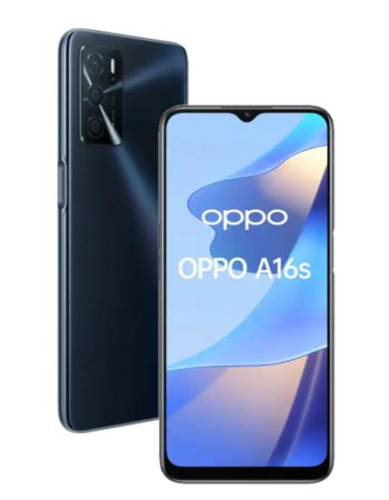 Immagine di OPPO A16S 64GB 4GB RAM DUAL SIM DYNAMIC BLACK