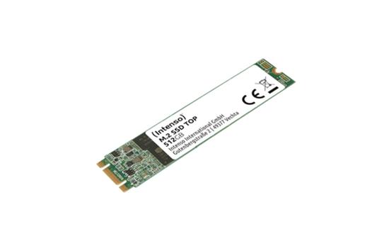 Immagine di INTENSO SSD INTERNO 512GB M2 2280 SATA 520/500 MB/S