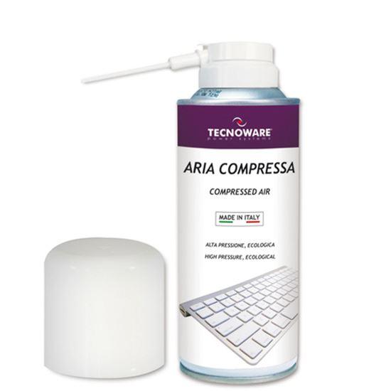 Immagine di TECNOWAREEASY SERVICE ARIA COMPRESSA SPRAY 400 ML