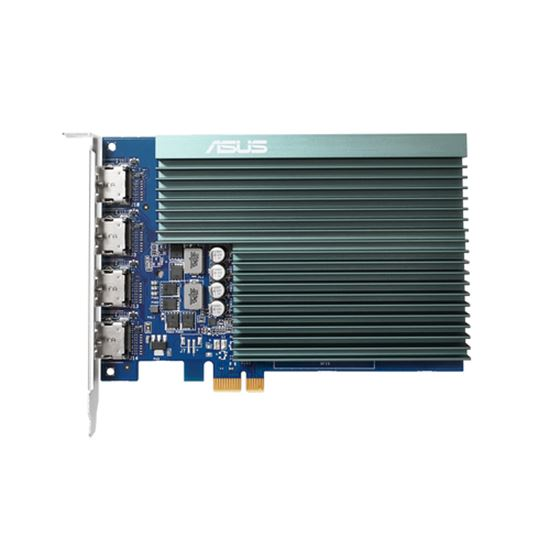 Immagine di ASUS VGA GT730-4H-SL-2GD5, GT730, GDDR5, HDMI