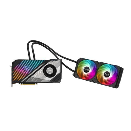 Immagine di ASUS VGA ROG-STRIX-LC-RX6900XT-T16G-GAMING, RX6900XT, HDMI/DP*2, USB-C