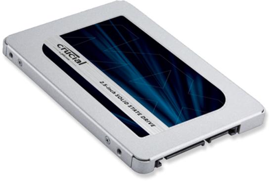 Immagine di CRUCIAL SSD 2TB MX500 SATA3 2,5 READ 560MB/S WRITE 510MB